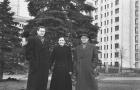 R. Frum-Ketkov, N. Ershova, A. Ershov. 1956