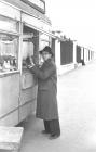 A. Ershov is buying bread. 1956