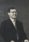 A. Ershov, a chairman of the Organizing Committee of the Second All-Union Programming Conference. 1970