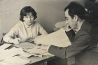 Svetlana and Gennady Kozhukhiny